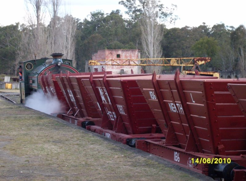 Coalfields Steam