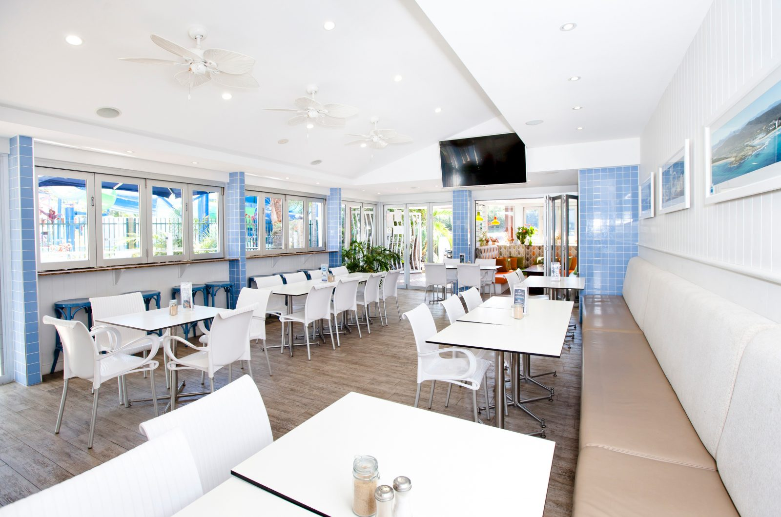 Cafe Hastings Point Function area