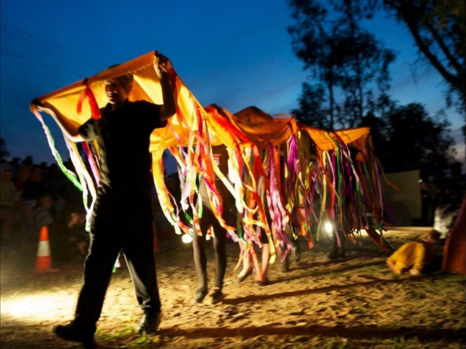 Lantern parade-Steve Woodhall photography