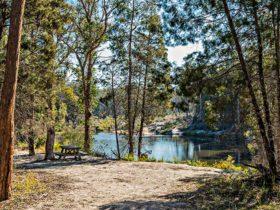 River walk, Boonoo Boonoo National Park. Photo: David Young Copyright: NSW Government