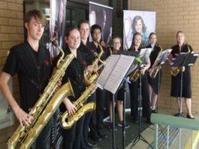 RCM Saxophone Ensemble