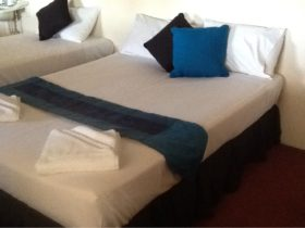 Accommodation at Riverina Hotel