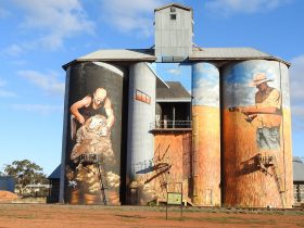 Weethalle Silo