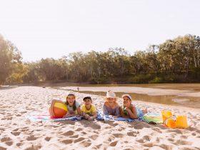 Wagga Beach Summer Time