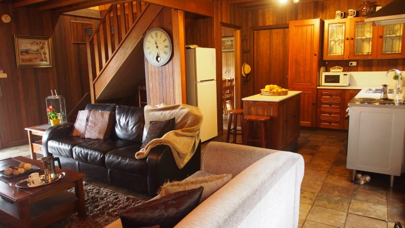 Riverview Nature Retreat, Hawkesbury River Holiday Accommodation Getaway