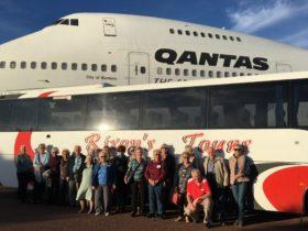 Longreach Qantas tour