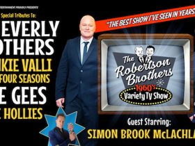Robertson Bros poster