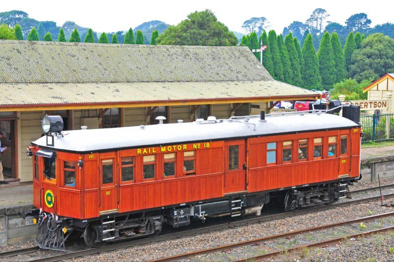 Robertson Heritage Railway