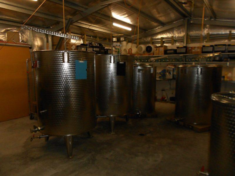 Rock Frog Grange Winery