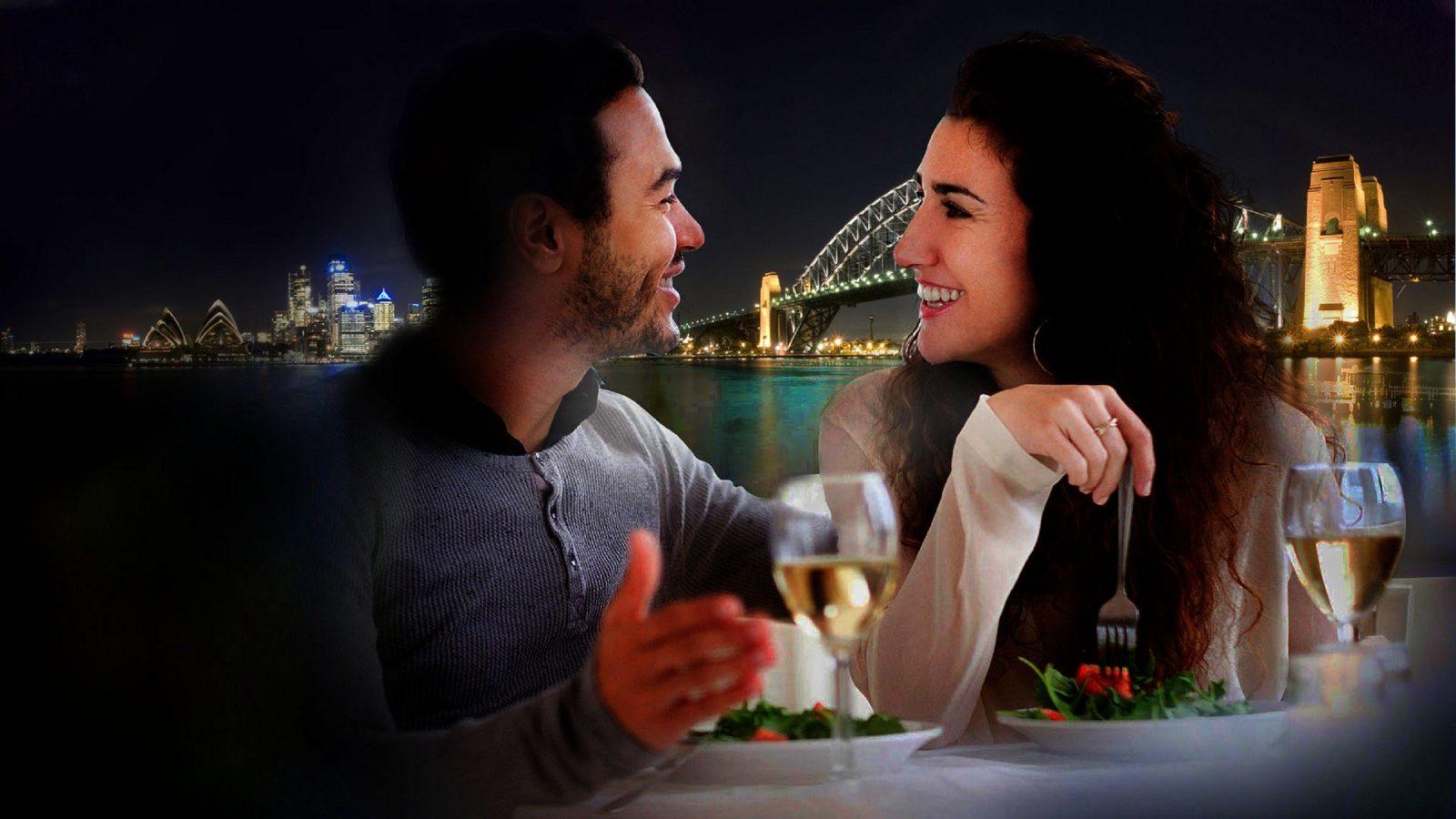 Romantic Dinner Cruise on Sydney Harbour