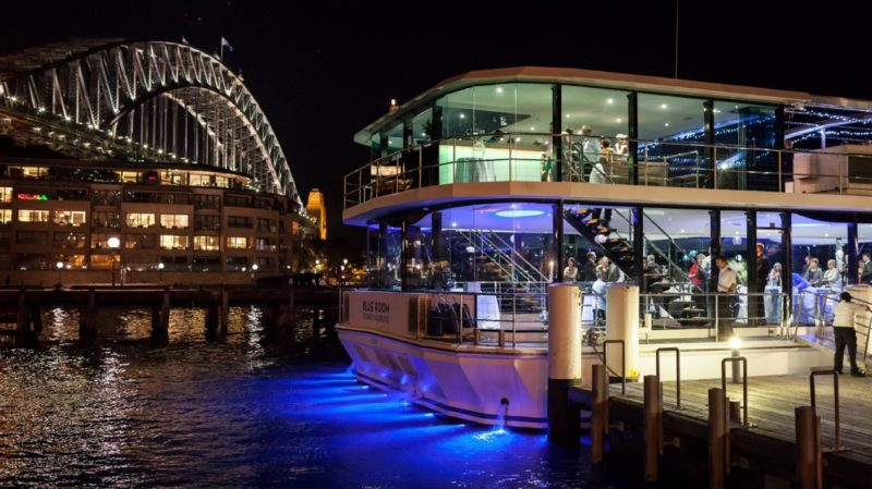Clearview Glass Boat Romantic Dinner Cruise