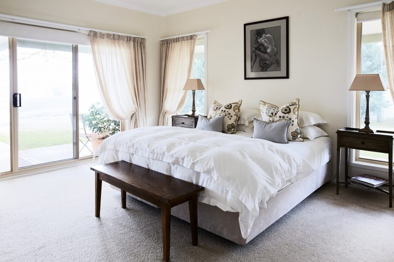 Rosby Guesthouse King Size Bedroom