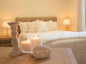 Rosie's Cottage - master bedroom