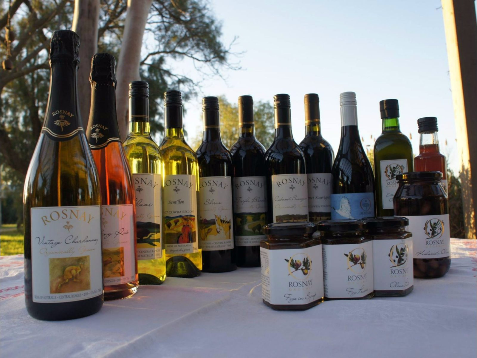 Rosnay Organic Farms and Vineyard