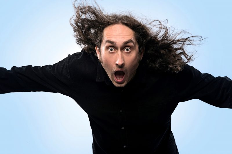 Ross Noble - Humournoid