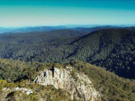 Rowleys Peak lookout