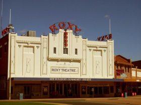 Roxy Theatre Leeton