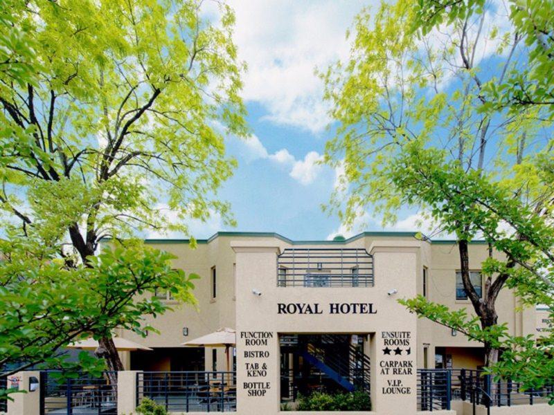 Royal Hotel Springwood