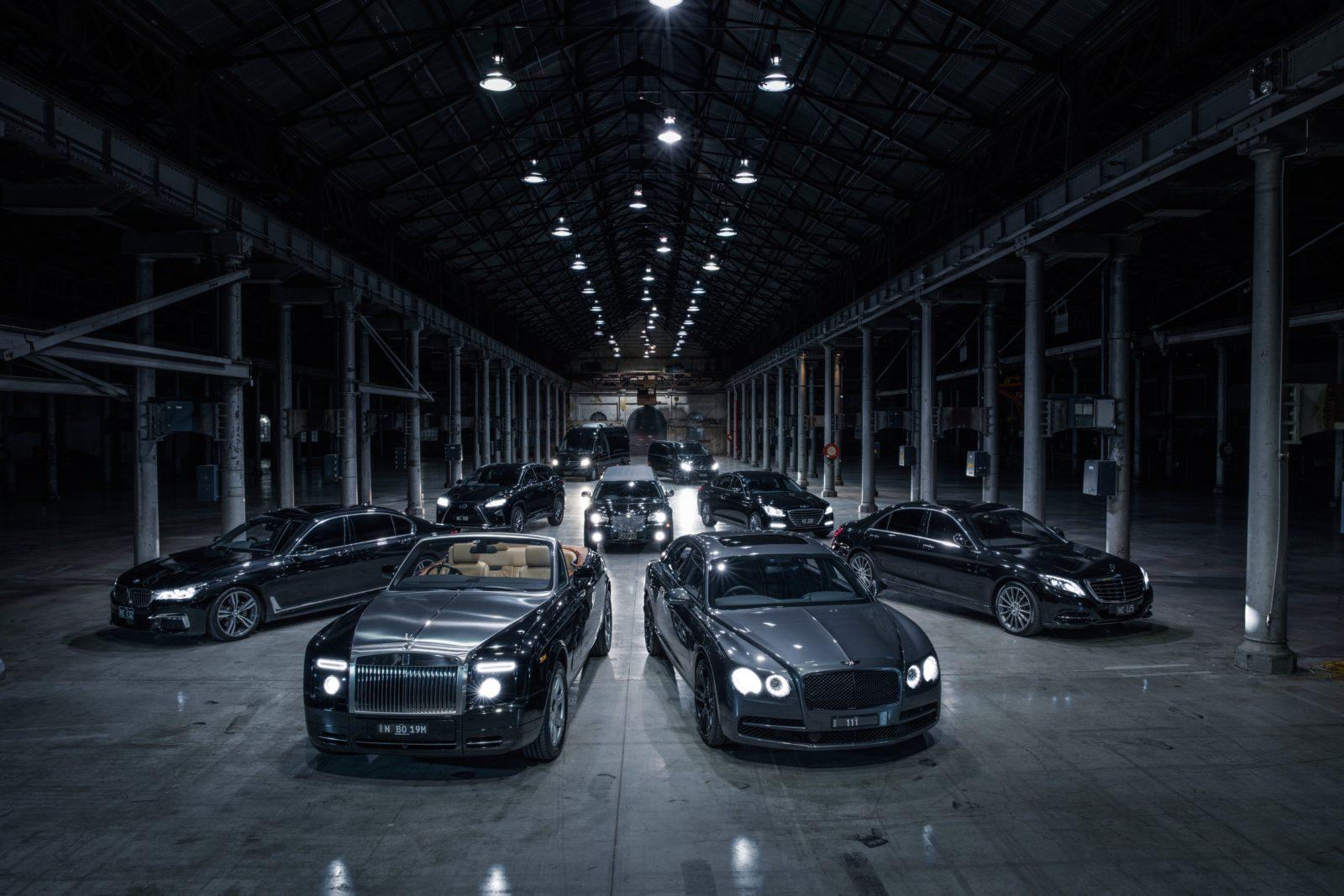 Mercedes, BMW, Van, Rolls-Royce, Bentley, Sprinter