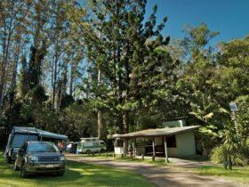 Rummery Park campground
