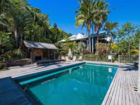 Rutherford House - Byron Bay - Pool