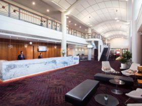 Rydges Parramatta Lobby