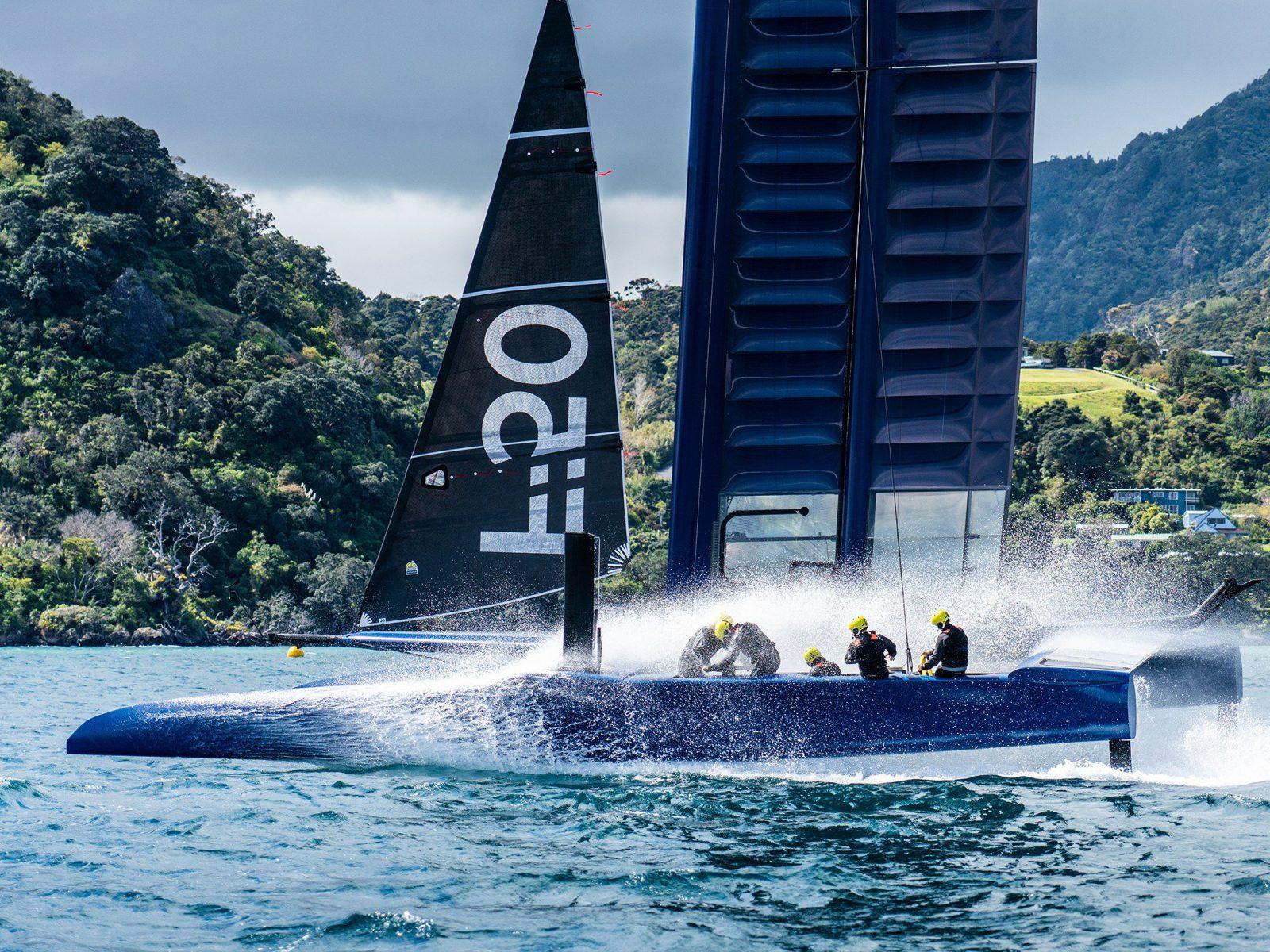 SailGP Sydney Grand Prix