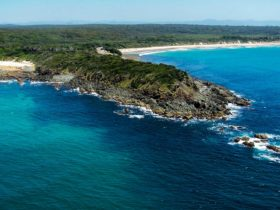 Saltwater headland, Saltwater National Park. Photo: Kevin Carter/NSW Government