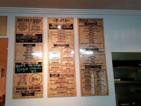 Sam's Italian Seafood Restaurant
