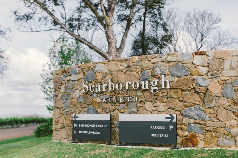 Scarborough Wine Co entrance