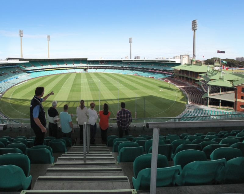 SCG Guided Walking Tour