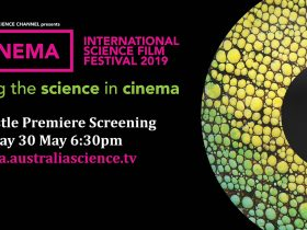 SCINEMA International Film Festival. Newcastle premiere screening Thursday 30 May 2019