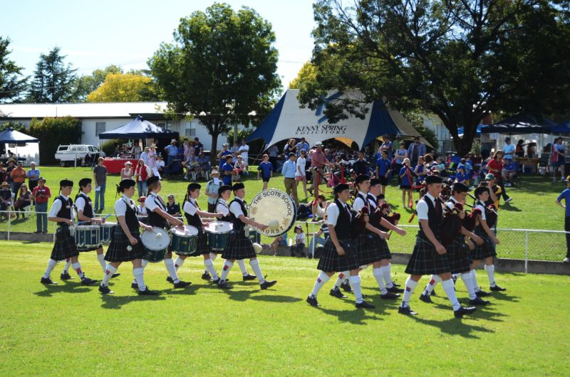 Scots School Highland Gathering and Country Fair