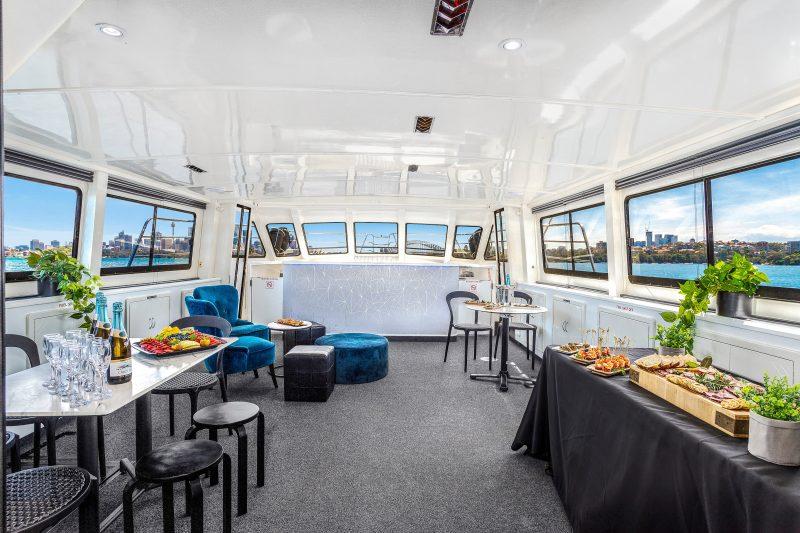 Fleetwing II - Internal cabin