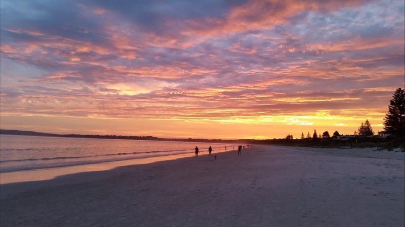 Callala Beach sunset