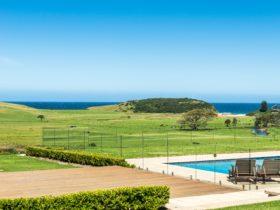 Seacliff House view