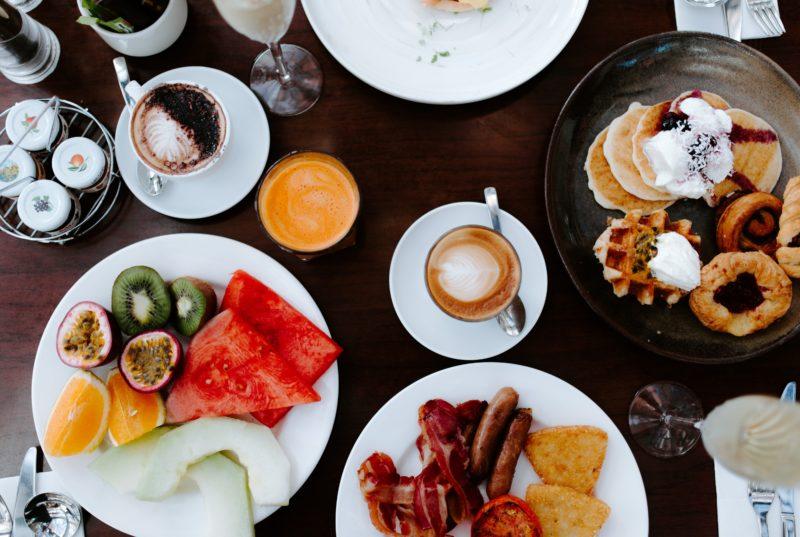 Buffet Breakfast in Seasalt Restaurant