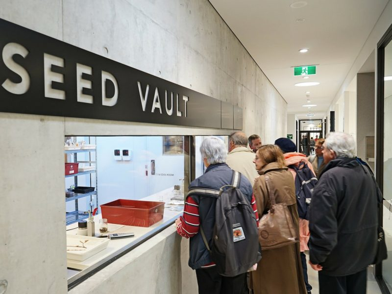 Secrets of the Seed Vault