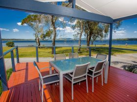 Secura Lifestyle Lakeside Forster Bayview Spa Villa