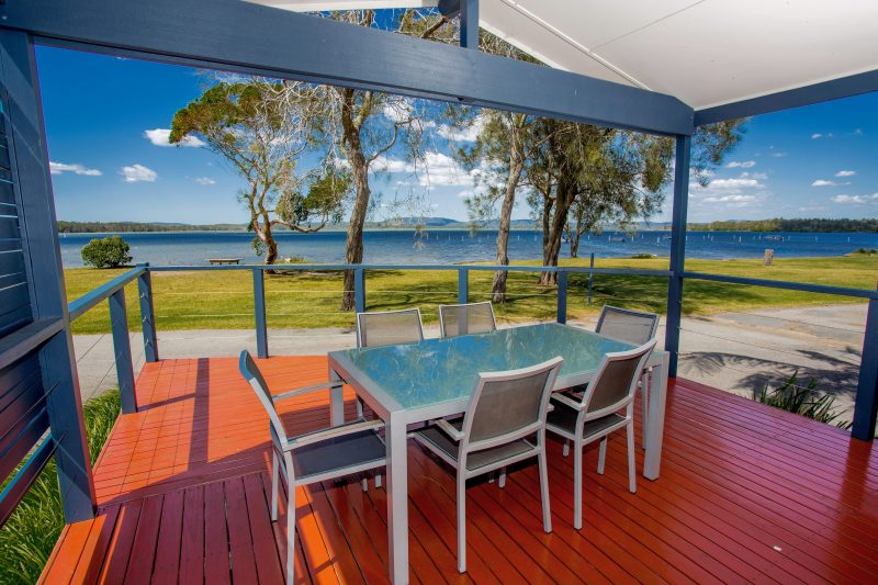 Secura Lifestyle Lakeside Forster Bayview Spa Villa
