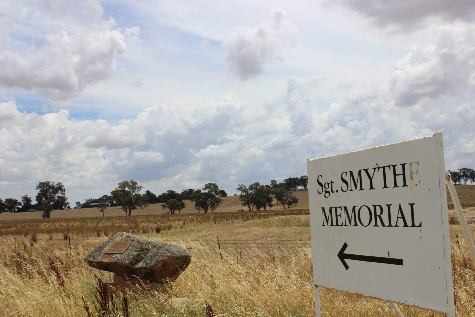 Sergeant Smyth Memorial