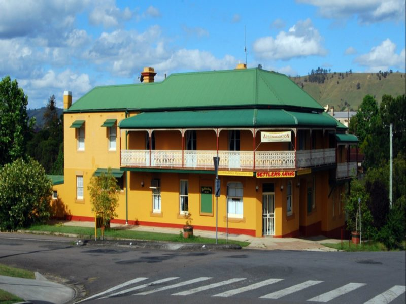 Settlers Arms Hotel