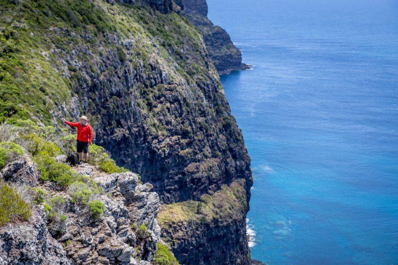 Seven Peaks Walk on Lord Howe Island