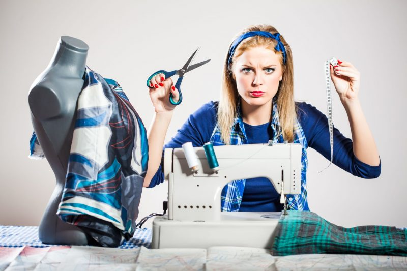 Beginners sewing workshop with Scribble and Sew