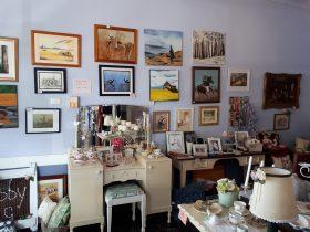 Shabby Chic Treasures & Art