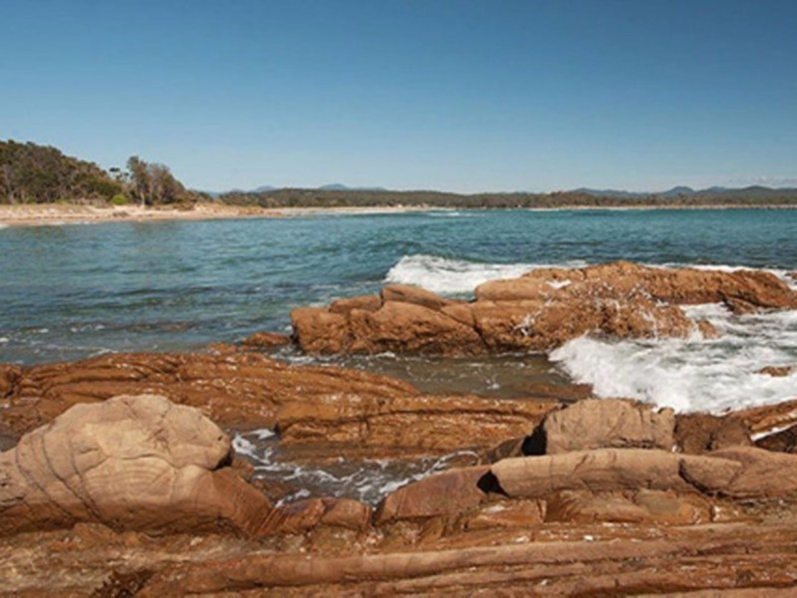 Shelly Beach, Moruya Heads
