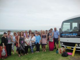 Shire Shuttle Bus Wine Tours