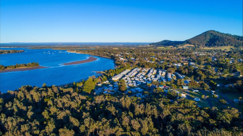 Shoalhaven Heads - Aerial