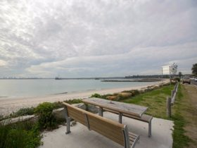 Silver Beach, Kurnell NSW