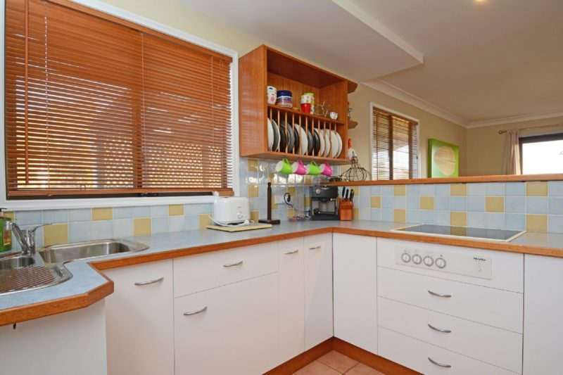 Good sized kitchen to cook up a storm
